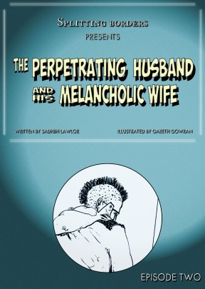 Perpetrating Husband Ep.1 Title