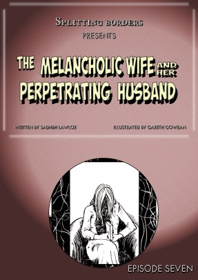 Melancholic Wife Ep.4 Title