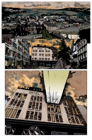 Collider Page One