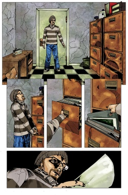 Collider Page Five